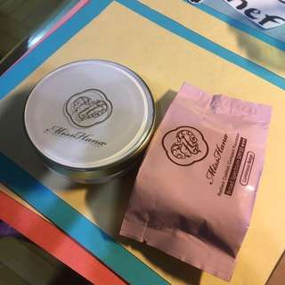 花娜小姐 光透無瑕氣墊粉餅 $499買一送一