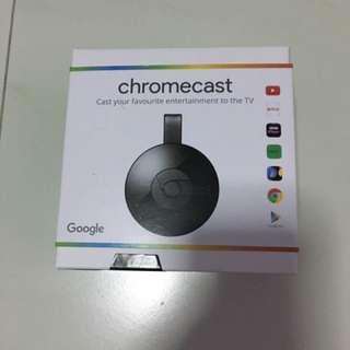 Chromecast 2 HDMI Casting Device