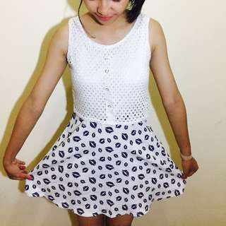 DRESS CUTE WANITA