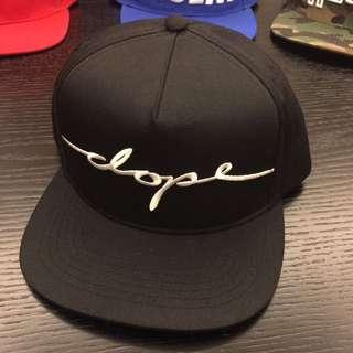 Dope 帽子