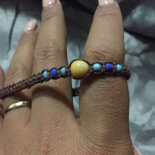 Hand Woven Bracelet From Gold Coast