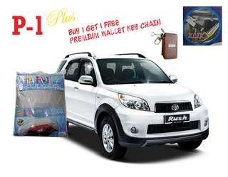 Cover mobil / Bodycover / sarung mobil Rush Terios & Taruna