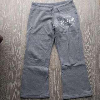 McGill Grey Sweatpants