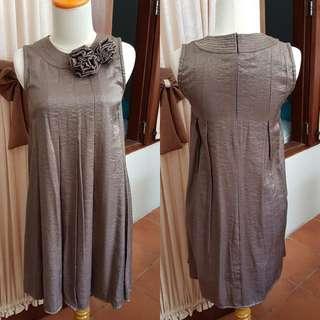 Dress Party Grey