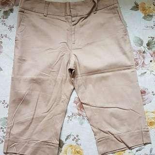 Arnesso Basic Pants size S / 26 Color : Creme