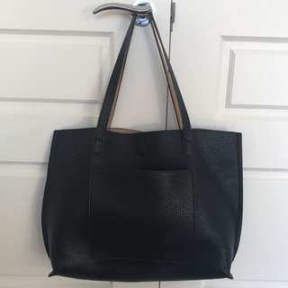 Lather Tote