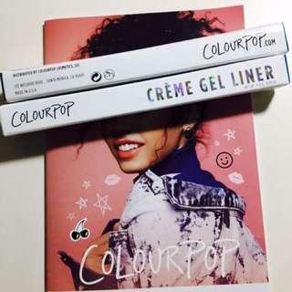 Creme Gel Eyeliner Colourpop