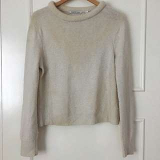Country Road Beige Knit Jumper