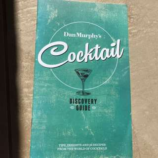 Dan Murphy's Cocktail Guide