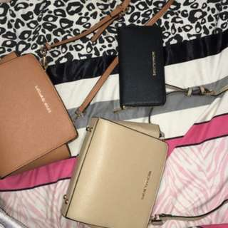 MICHAEL KORS BAG & WALLETS