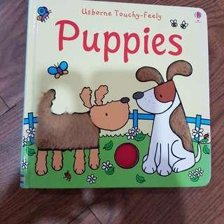 Usborne Touchy-Feely Book