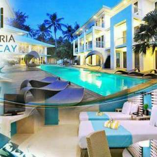 Voucher for Astoria Boracay or Current