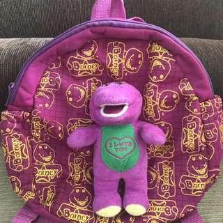 Tas Ransel Barney