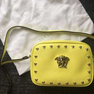 VERSACE CLUTCH BAG