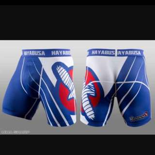 Hayabusa Recast Compression Shorts