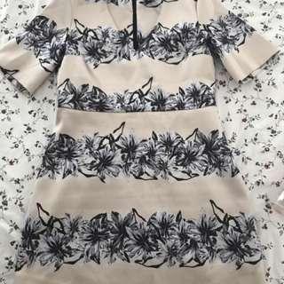 Topshop satin Dress