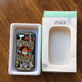 One Piece Phone Cover