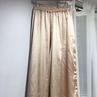 GOLD COPPER Flow Pants