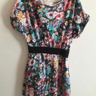 Floral Dress XS To S (Meet Ups Only)