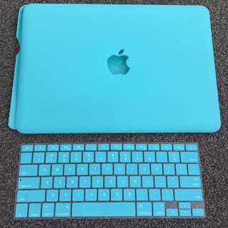 "Mac Book Pro 13"" Cover + Keypad Cover"