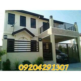 15k magkakabahay ka na House and lot rent to own! near Moa