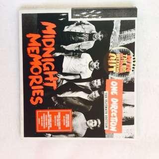 1D: Midnight Memories Album