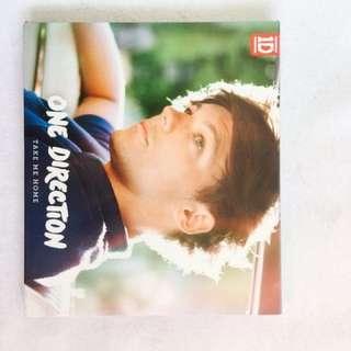 Louis Cover Photo: 1D Take Me Home Album