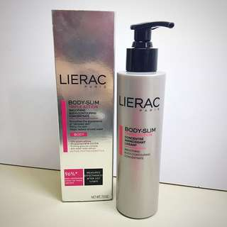 🇫🇷 Lierac Body-Slim Triple Action Smoothing Body-contouring Concentrate. 三效纖體精華 減肥纖體神器