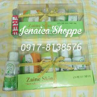 Zaine Skin Set + FREE 60mL Skin Toner