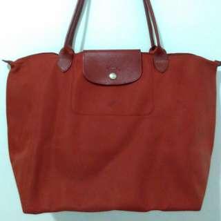 Tas Longchamp Ori Size L