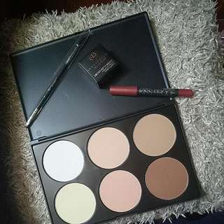 Bundle Deal (Contour Pallete + Anastasia Beverly Hills DipBrow with Brush)