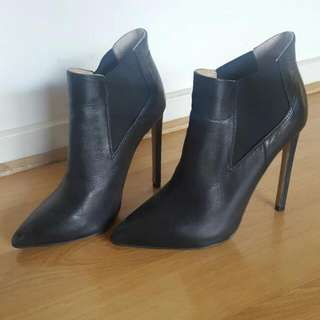 Boots. Stiletto. Size 38