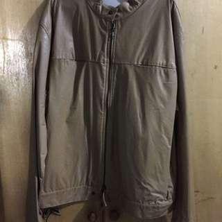 Oxygen Leather Jacket