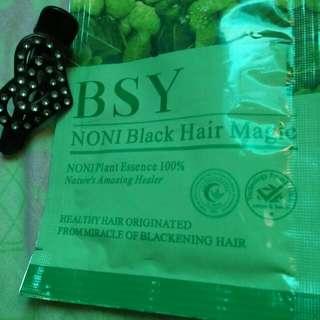 BSY NONI BLACK HAIR Free Hairpin