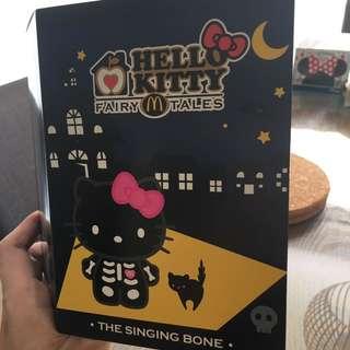 Hello Kitty The Singing Bone Black
