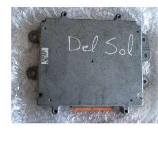 1992 -1997 JDM Honda CRX DEL SOL ABS Control Module ECU OEM 39790-SR3-013 SR-001