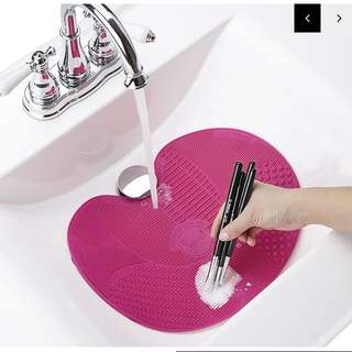 WTB Sigma Spa Brush Cleaning Mat