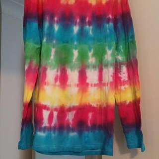 Size 7 Long Sleeve Top