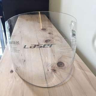 Laser Helmet Clear Visor