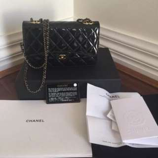 Like New Authentic Chanel Bag Limited Edition