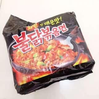 Samyang Spicy Hot Chicken Korean Ramyun
