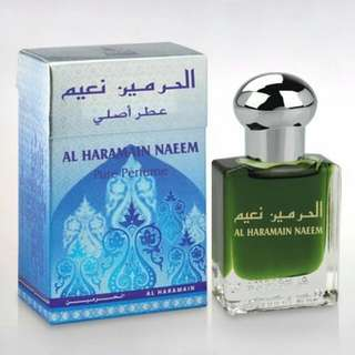 Haramain Naeem 15ml
