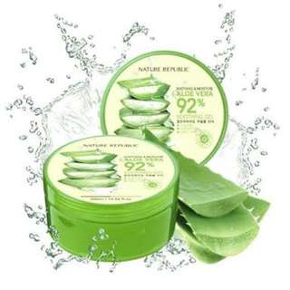 Nature Republik Aloe Vera 92% ORIGINAL