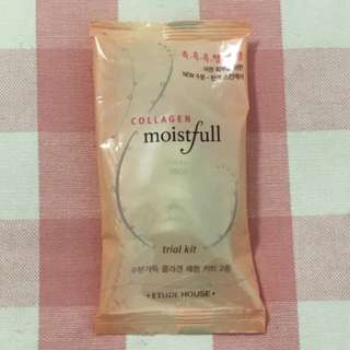 Etude House Moistfull Collagen Trial Kit