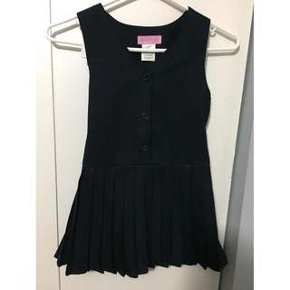 Girls School Wear Dress