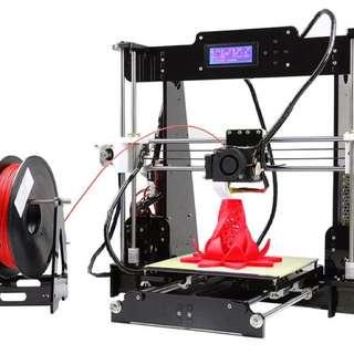 In stock* Anet A8 3D Printer Pursa i3 DIY Kit