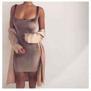 Loreta 'cinnamon' Dress Size 6