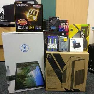 i7 + GTX1060 GAMING PC (NEW)
