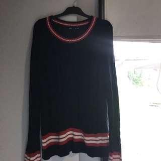 Sportsgirl Cable Knit Jumper
