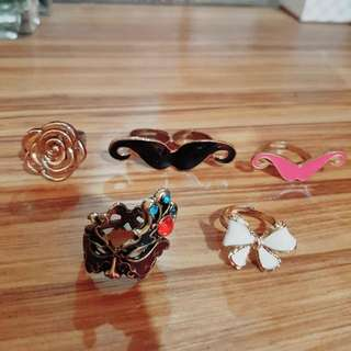 Cincin Preloved